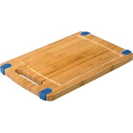 No-Slip Bamboo Cutting Board