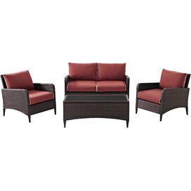 4-Piece Malvinia Seating Group