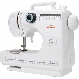 Large Compact Sewing Machine