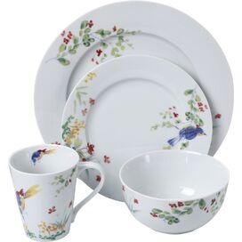 16-Piece Spring Medley Dinnerware Set