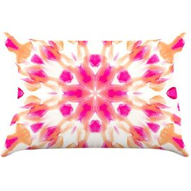 Batik Mandala Pillowcase