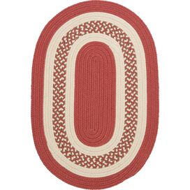Crescent Lake Indoor/Outdoor Rug in Terracotta