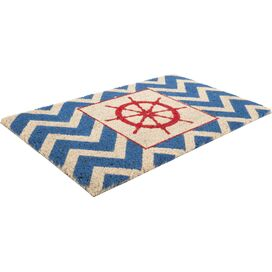 Sweet Home Wheel Doormat