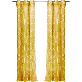 Regina Curtain Panel (Set of 2)