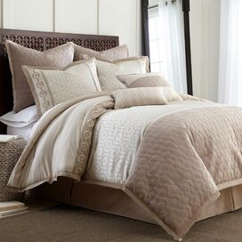 Conway Embroidered Comforter Set
