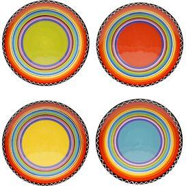 Sunrise Salad Plate (Set of 4)