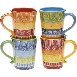 Tapas Mug (Set of 4)