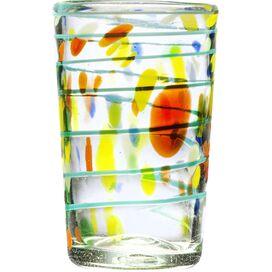 Azteca Highball Glass (Set of 4)