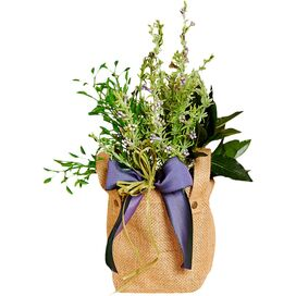 Faux Mixed Herb