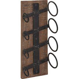 Garrett Wall-Mounted Wine Rack