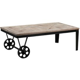 Prescott Coffee Table Cart
