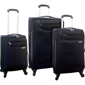 3-Piece Ryel Rolling Luggage Set