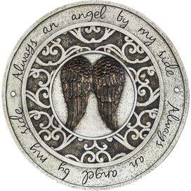 Angel Wings Garden Stone