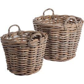 2-Piece Normandy Basket Set