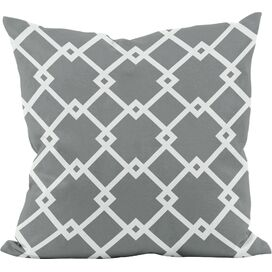 Paula Pillow in Grey (Set of 2)