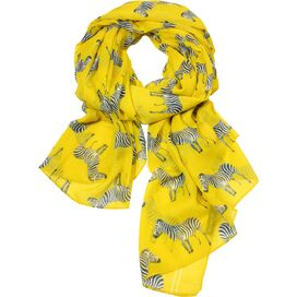 Zebra Crossing Scarf