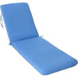 Tony Sunbrella Chaise Cushion in Capri