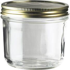 Wide Mouth Jar (Set of 12)