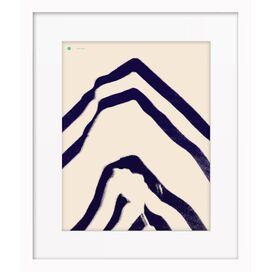 Beast Coast Framed Print, Artfully Walls