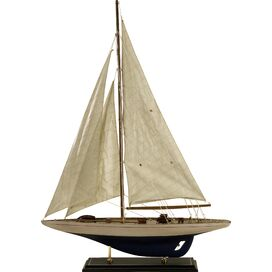 Oversized Sailboat Decor