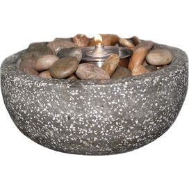 Rock Stone Candleholder