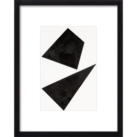 Out of Shape Framed Print, Artfully Walls