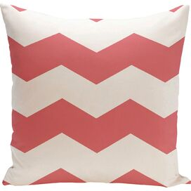 Chloe Pillow in Coral