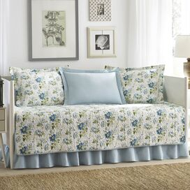 Peony Garden 5-Piece Daybed Cover Set