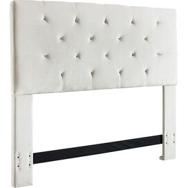 Adaline Upholstered Headboard in Oyster