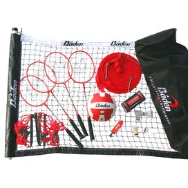 Champions Badminton & Volleyball Set