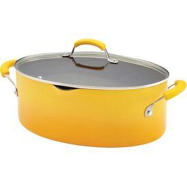 Rachel Ray 8-Quart Pasta Pot in Yellow