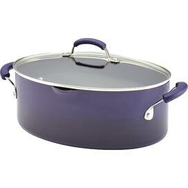 Rachael Ray 8-Quart Stock Pot in Purple