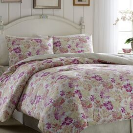 Secret Garden 3 Piece Comforter Set