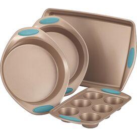Rachael Ray 4-Piece Bakeware Set