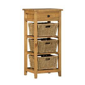 Harris Basket Storage Table