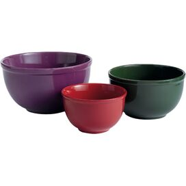 3-Piece Julia Mixing Bowl Set