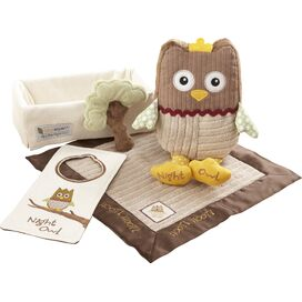 Sleepy Owl 5-Piece Gift Set