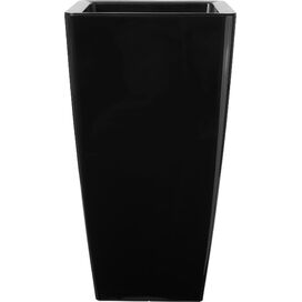 Piza Planter in Black