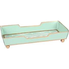 Lydia Guest Towel Tray