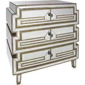Daria Mirrored Dresser