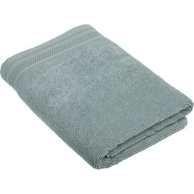 Crowning Touch by Welspun Bath Towel in Aqua