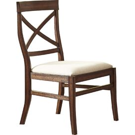 Mansfield Side Chair in Mahogany