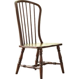 Abbott Side Chair in Mahogany