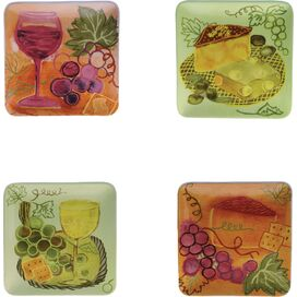 Valley Appetizer Plate (Set of 4)