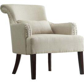 Arlington Arm Chair in Beige