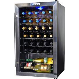 33-Bottle Wine Refrigerator