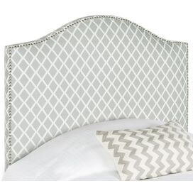 Connie Upholstered Headboard in Grey
