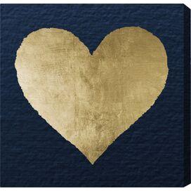 Ever After Blue Canvas Print, Oliver Gal