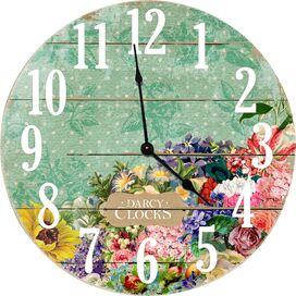 Darcy Wall Clock