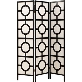 Tahiti 3-Panel Room Divider